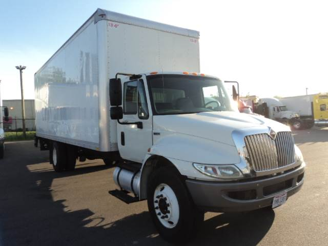 Magnificent 2015 International 4300 Single Axle Box Truck Mf Dt466 215 215Hp 5 Speed Manual Evergreenethics Interior Chair Design Evergreenethicsorg