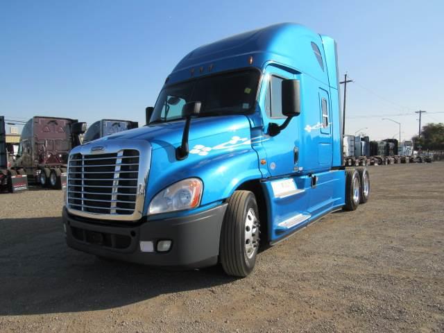 2016 Freightliner Cascadia Evolution Sleeper Semi Truck For Sale, 416,741  Miles   Fresno, CA   229673   MyLittleSalesman com