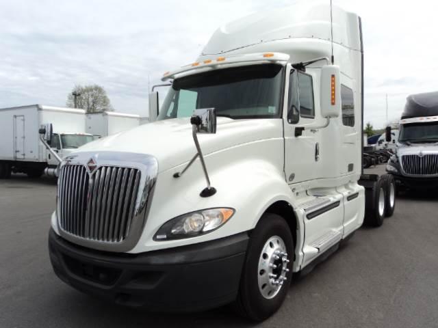 2014 International ProStar Sleeper Semi Truck Cummins ISX 400 400HP 10 Speed Manual For Sale 353 555 Miles Cincinnati OH 232847
