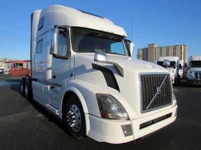 2017 Volvo Vnl780 Sleeper Semi Truck For Sale 259 131 Miles
