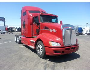 Kenworth T660 Sleeper Truck