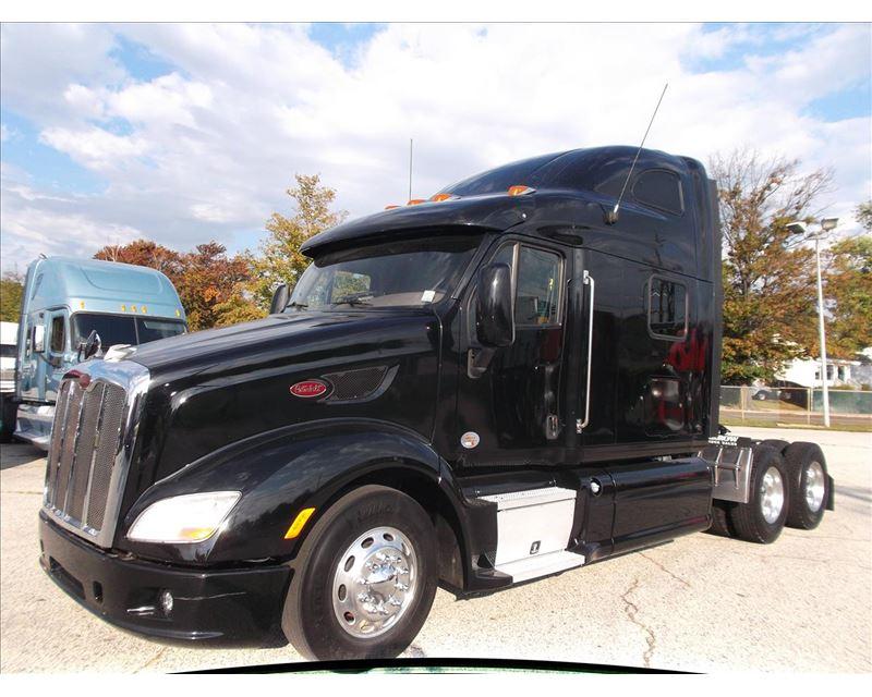 Peterbilt 389 Day Cab Trucks Heavy Equipment By Owner