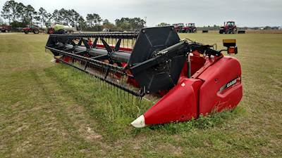 2007 Case IH 2020 Header, 35FT  Flex Header