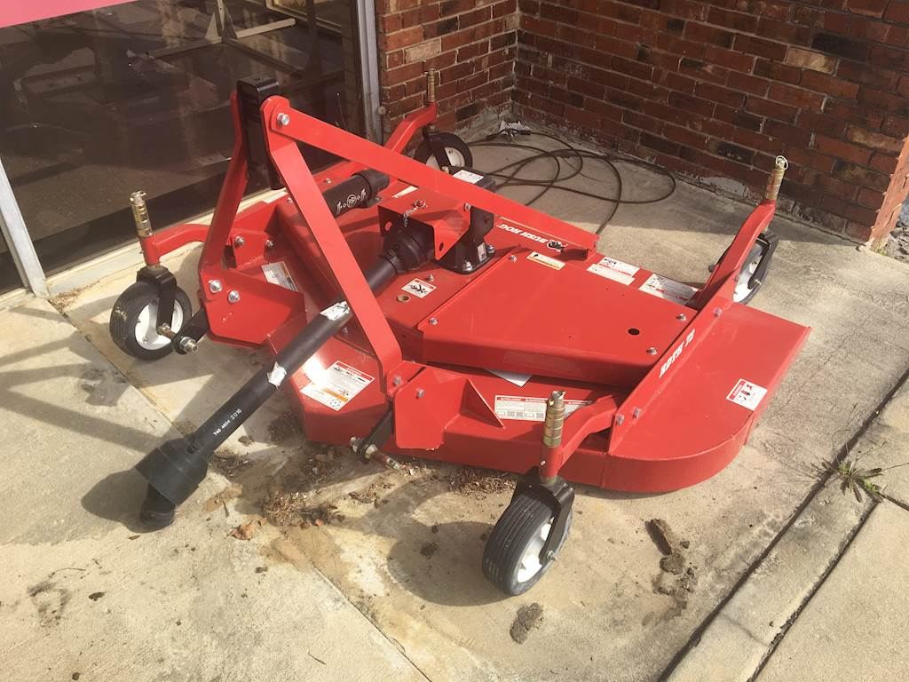 2016 Bush Hog RDTH72 Rotary Cutter, 6FT  For Sale - Tifton, GA