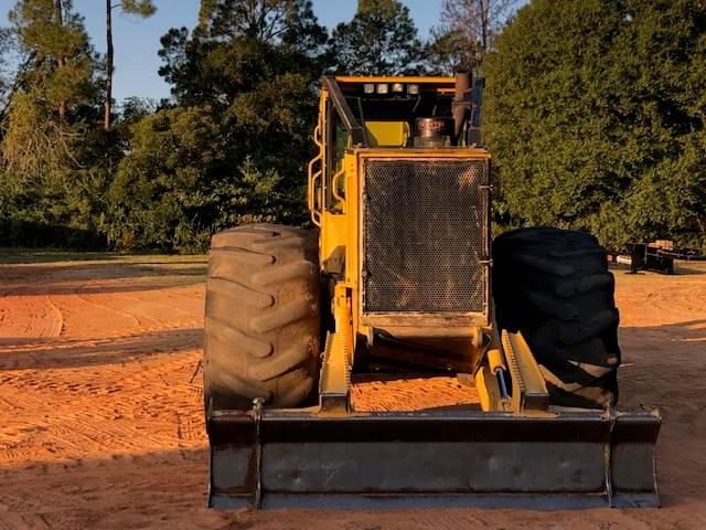 2015 Tigercat 635E Skidder For Sale, 8,787 Hours  Hazlehurst, GA  1924670  MyLittleSalesman.com