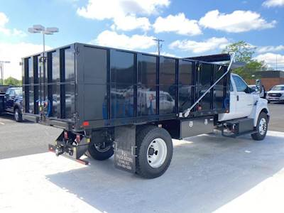 2021 Ford F 650 16 Ft Landscape Truck 6 Speed Automatic Landscape Dump Body For Sale 302 Miles Manassas Va T21007 Mylittlesalesman Com