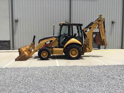 2006 Caterpillar 420E Backhoe
