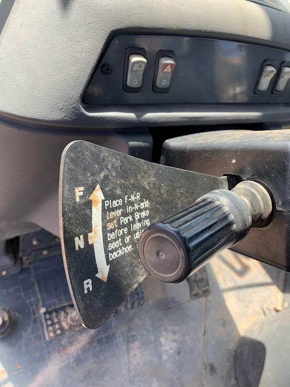 2004 John Deere 310SG Backhoe