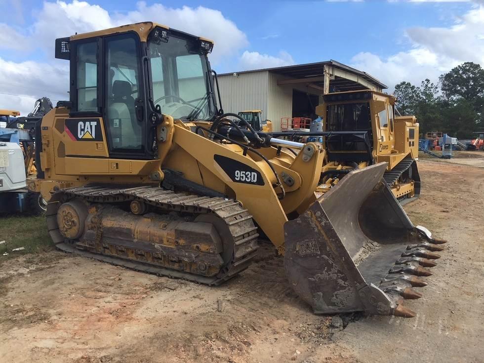 Track Loader For Sale >> 2013 Caterpillar 953d Crawler Loader For Sale Arnold Md Zadoon Llc