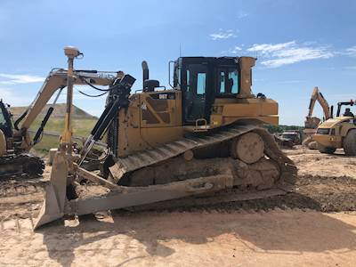 2011 Caterpillar D6T LGP Dozer For Sale - Arnold, MD