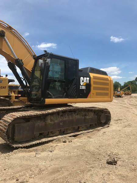 2012 Caterpillar 336EL Excavator For Sale 5 500 Hours Austin TX ZID 127810