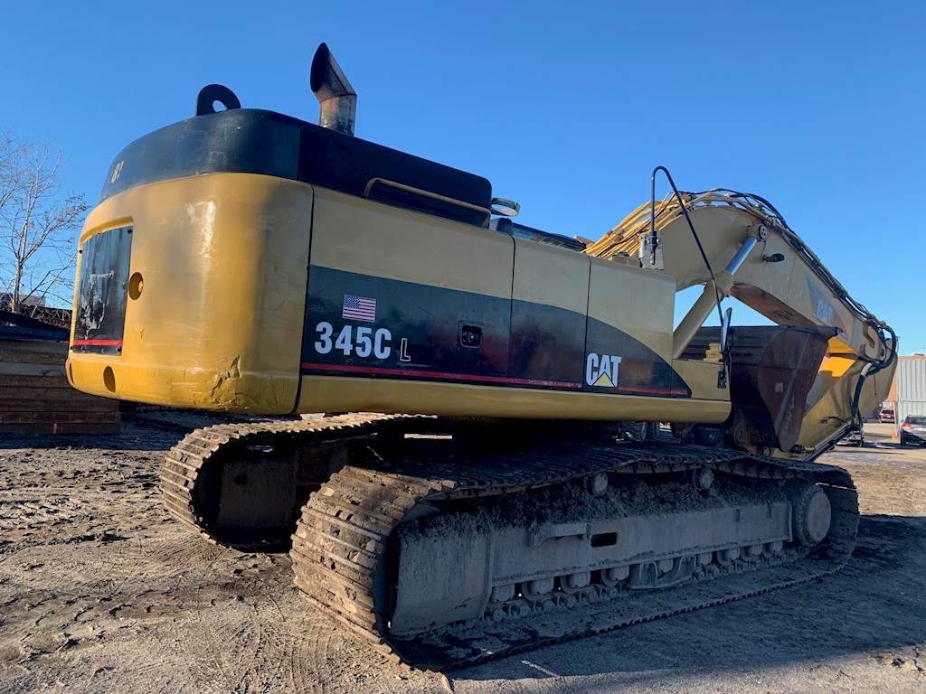 Caterpillar 345CL Excavator