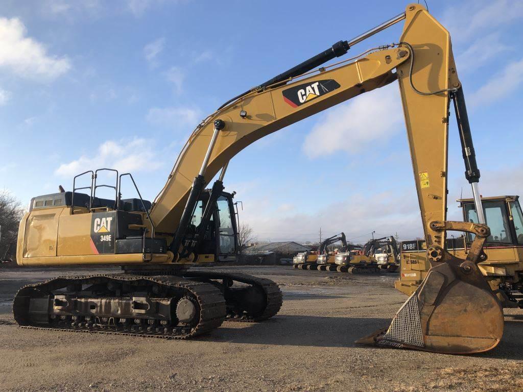 Caterpillar 349EL Excavator For Sale, 10,085 Hours   Cedar Rapids, IA    ZID-126981   MyLittleSalesman com