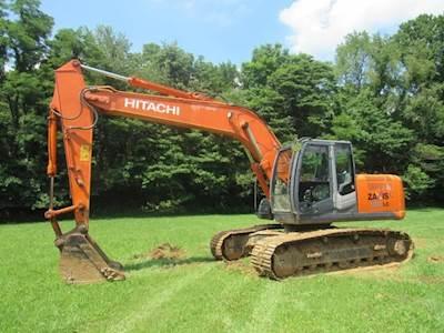 2008 Hitachi ZX180LC-3 Excavator