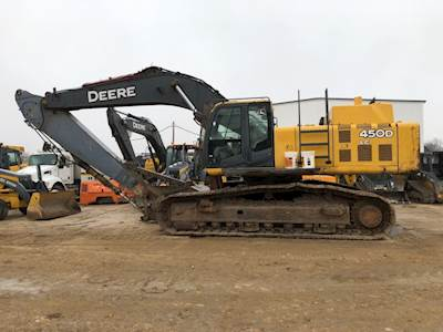 2010 John Deere 450D LC Excavator For Sale - Arnold, MD