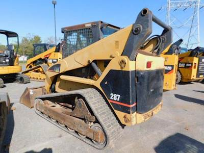 Caterpillar 287 Skid Steer