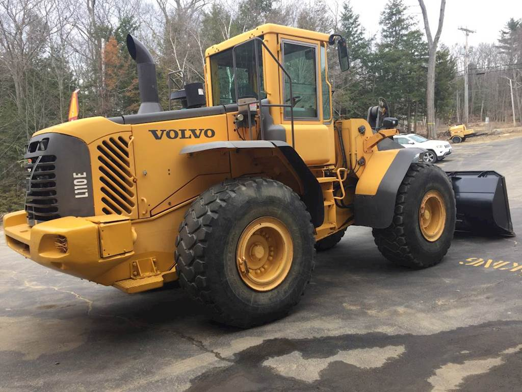 Volvo Dealers Nh >> 2005 Volvo L110E Wheel Loader For Sale - Arnold, MD ...