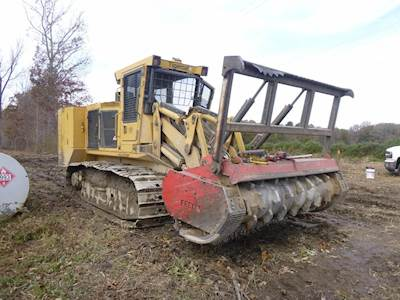 2011 Tigercat 480 Forestry Mulcher