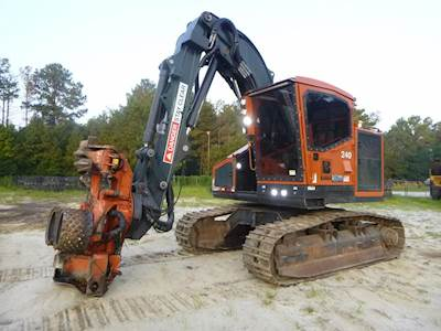 Used logging processors for sale