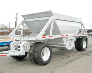 Ranco OTHER Bottom Dump Semi Trailer