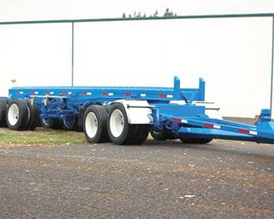 General Trailer OTHER Roll Off Trailer
