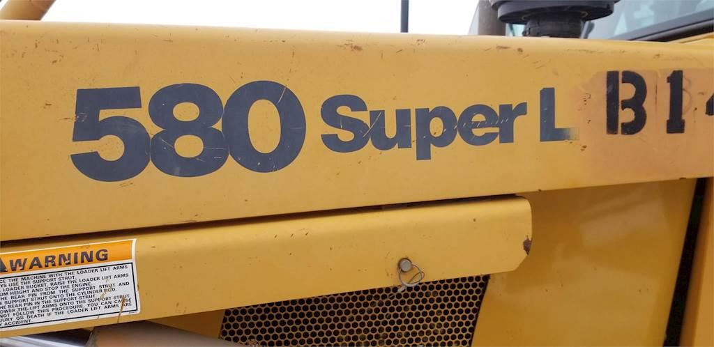 1999 Case 580 Super L Backhoe
