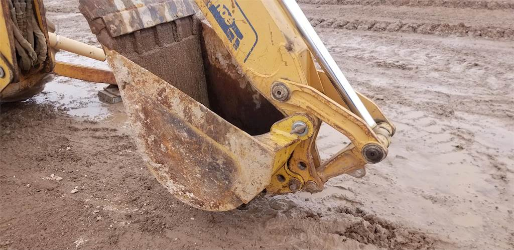 1999 Case 580 Super L Backhoe