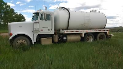 Peterbilt 378 Water Truck
