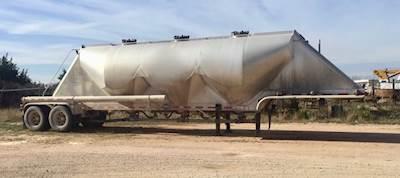 2016 MAC Trailer 1050 DRY BULK TRAILER - SAND/CEMENT READY Dry Bulk /  Pneumatic Tank Trailer