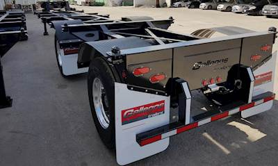 2020 GALLEGOS SAND CHASSIS FOR PROPX AND ARROWS UP 43´X 96