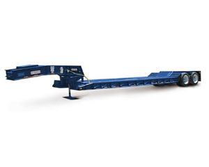Witzco Challenger RG-40 Hydraulic Detach Lowboy Trailer