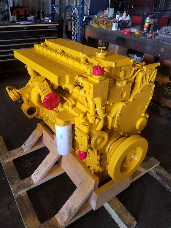 Caterpillar 3126 Mechanical Engine For Sale South Bend IN