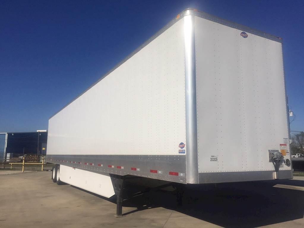 2019 UTILITY TBR DRY VAN Dry Van Trailer For Sale   Houston, TX ...