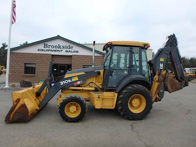 John Deere Backhoes For Sale Mylittlesalesman Com