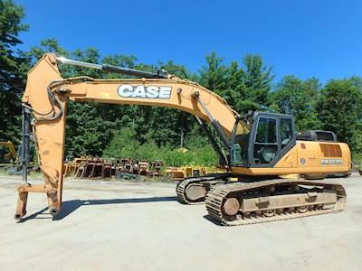 2015 Case CX350C Excavator