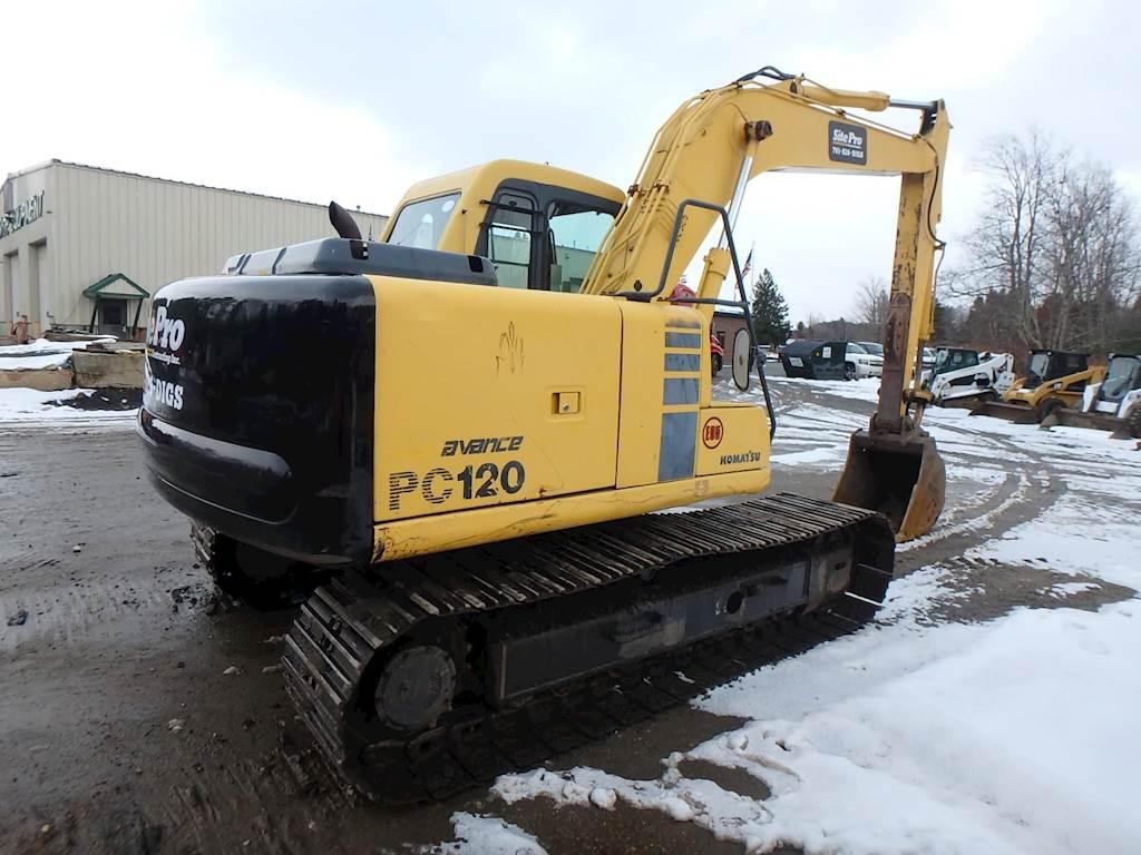 2000 Komatsu PC120-6E Excavator