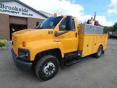 Kodiak Truck For Sale >> 2006 Chevrolet Kodiak C6500 Mechanic Service Truck