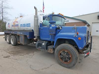 Mack RD688SX Sewer / Septic Trucks For Sale