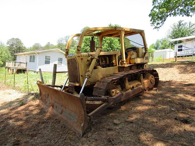 Caterpillar D6C Dozer For Sale, 10,000 Hours | South East, NC | 4780 |  MyLittleSalesman com