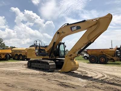 2013 Caterpillar 336E Excavator