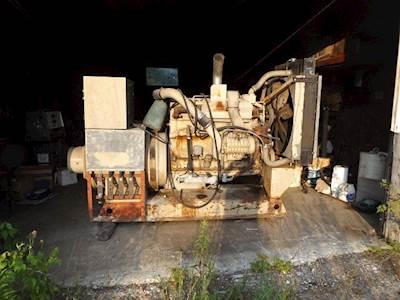 Cummins 240 KW Generator