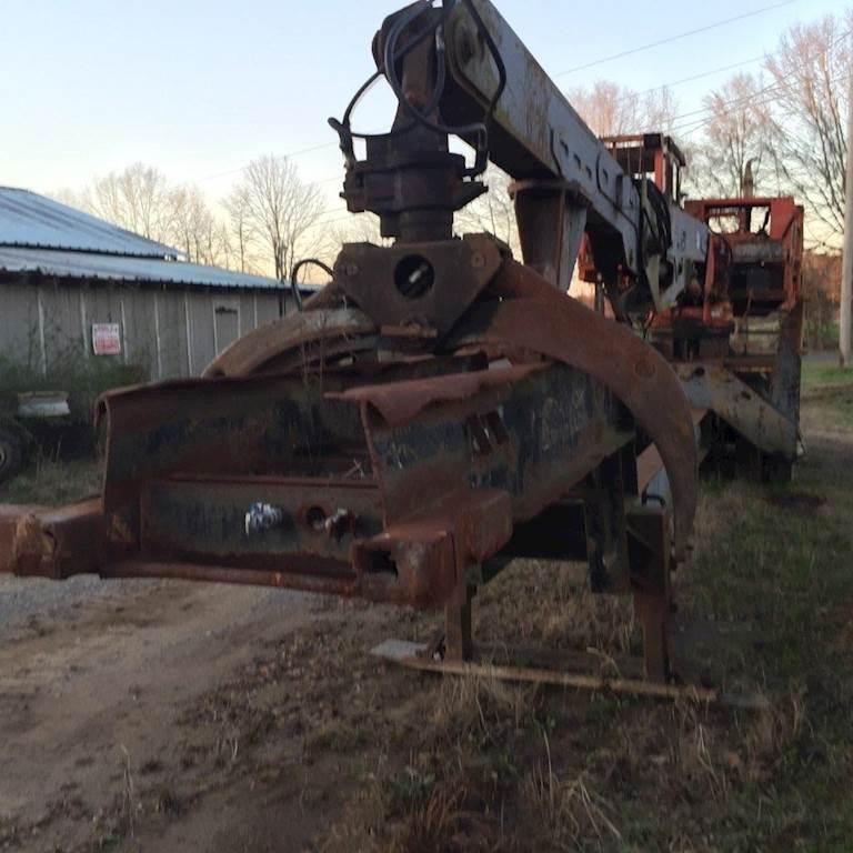 Hood 24000 Log Loader For Sale | Georgia, GA | 4975