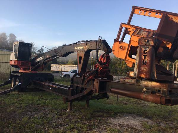 2006 Prentice 280 Log Loader with Delimber For Sale, 8,463 Hours | South  Carolina, SC | 9685493 | MyLittleSalesman com