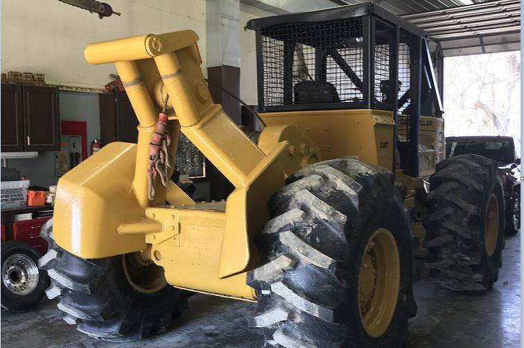 1987 Caterpillar 518 Skidder For Sale | South Us, KY | 9678170 |  MyLittleSalesman com