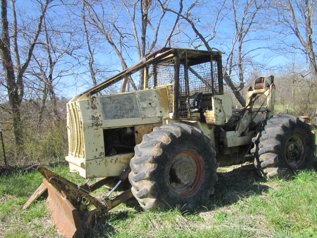 Franklin 170 Skidder with Cable For Sale | South East Us, NC | 4636 |  MyLittleSalesman com