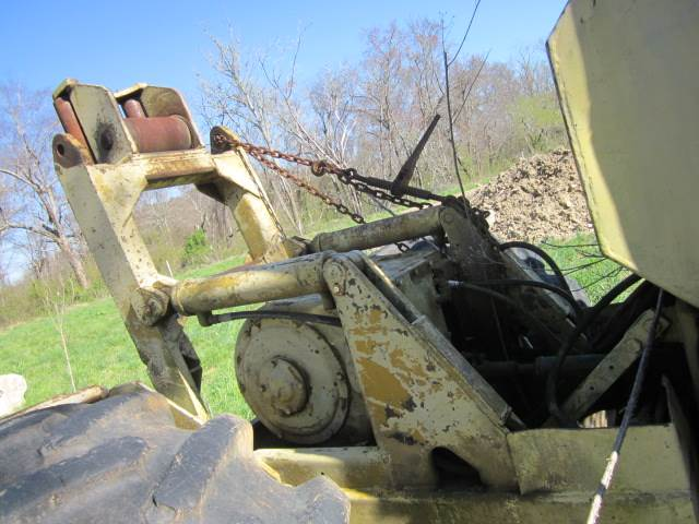 Franklin 170 Skidder with Cable