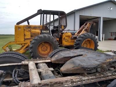 John Deere 540 Logging Equipment For Sale | MyLittleSalesman com