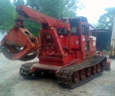 1996 KMC 2500 Skidder with Grapple