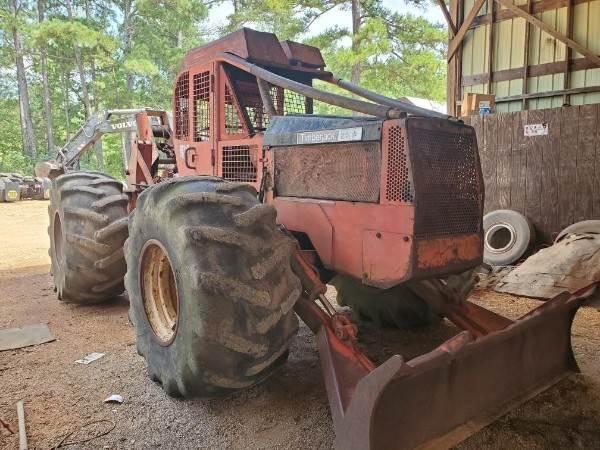 Timberjack 240 Skidder For Sale | Tennessee, NC | 9839322 |  MyLittleSalesman com