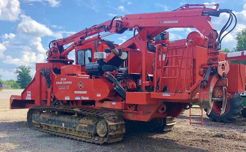 2015 Morbark 30/36 WCL Track Whole Tree Chipper For Sale, 1,500 Hours | Mid  West, IN | 5102 | MyLittleSalesman com